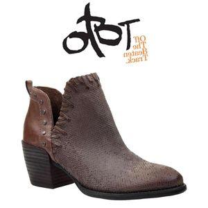 OTBT Santa Fe Cinder ankle boots size 8.5